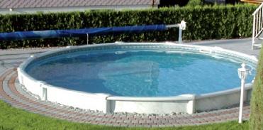 Vendiamo piscine fuori terra e piscine in vetroresina for Liner piscine vogue